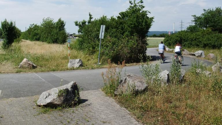 Radweg von Großostheim