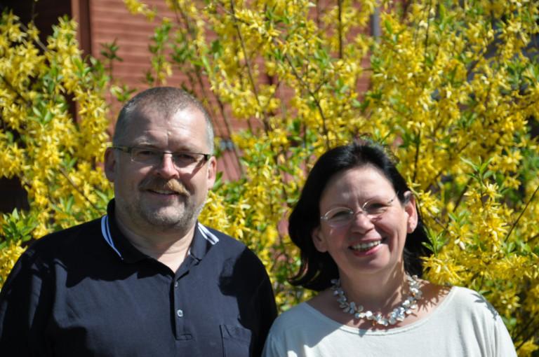 Wolfgang Giegerich und Anne Lenz-Böhlau