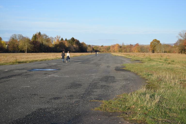 Renaturierung Flugfeld